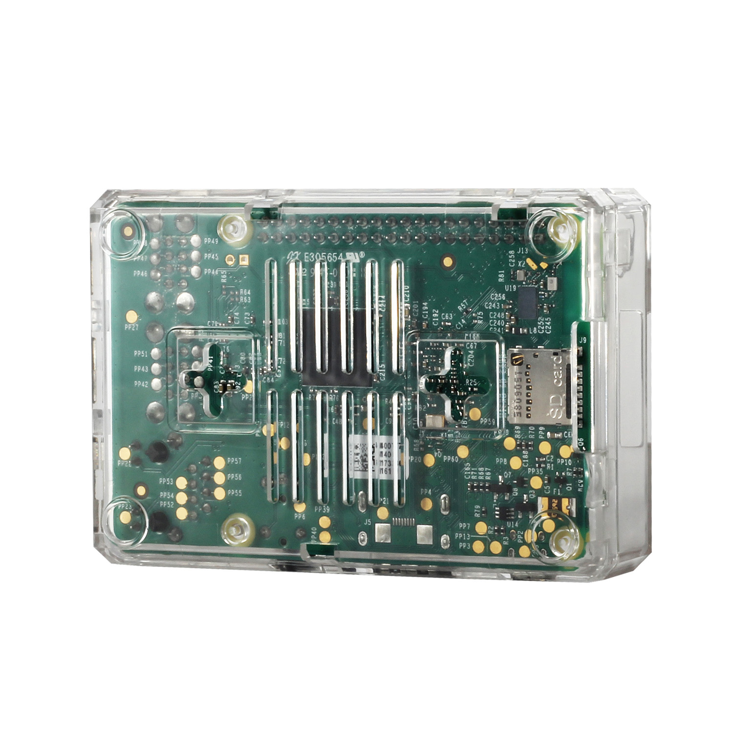 Case for Raspberry Pi 2 Model B Raspberry Pi 3 Model B